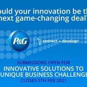 innovative solutions P&G